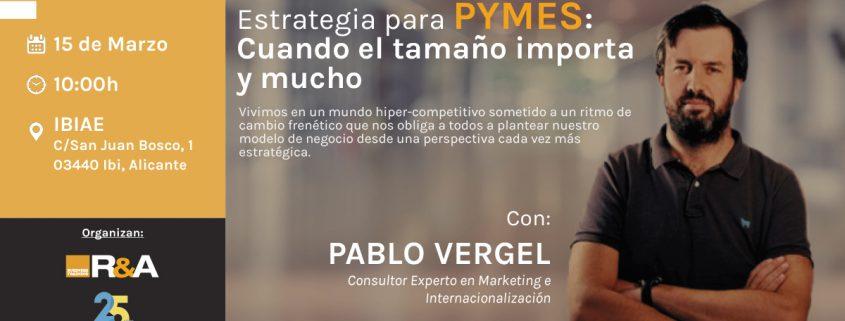 Masterclass Estrategia PYMES Ibi