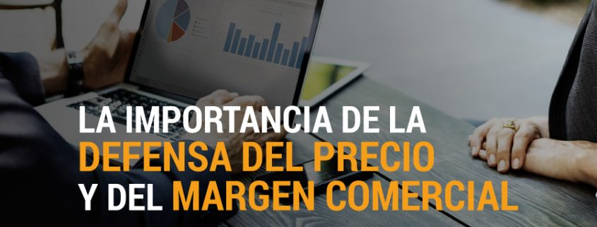 margen comercial