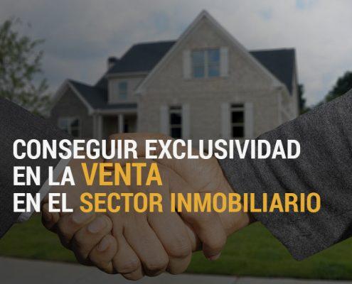 venta en el sector inmobiliario
