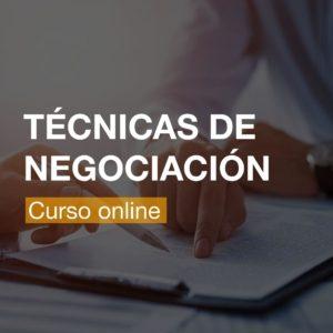 Curso Online Técnicas de Negociación | R&A BUSINESS TRAINING