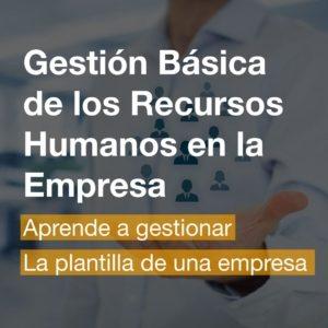 Curso de Gestión de Recursos Humanos - Alicante   R&A BUSINESS TRAINING